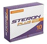 Steron Plus 200mg 10 Comprimidos | Potencia Inmediata Mxima, Accin Extendida, Sin Efectos Secundarios, 100% N
