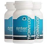 Acnease - Tratamiento de medicina natural contra el acné (acné suave: mujeres y adolescentes, 3 botellas)