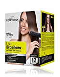 Be Natural - Kit Alisado Brasileo Keratimask - resultado profesional de larga d