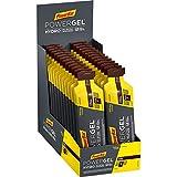 PowerBar PowerGel Hydro Cola 24x67ml - Gel Energético de Alto Carbono + C2MAX Magnesio y Sodio + 100mg Cafeí