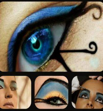 Belleza y maquillajes en la antiguedad y egipto